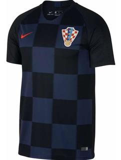 Camisa Croacia Away Copa 2018 - Pronta Entrega!