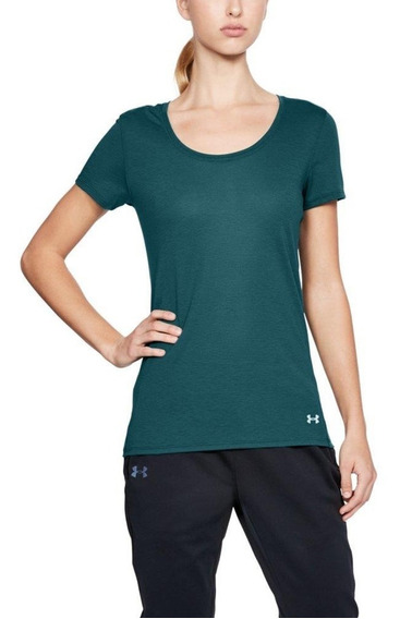 Remera Under Armour Sleeve Mujer