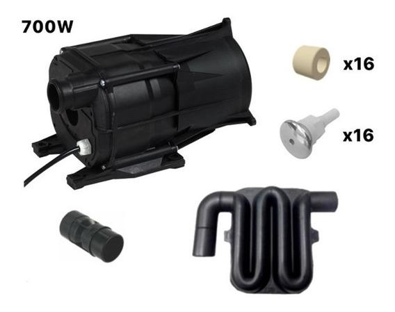 Air Blower - Kit 700w/220v Simples 16 Bico