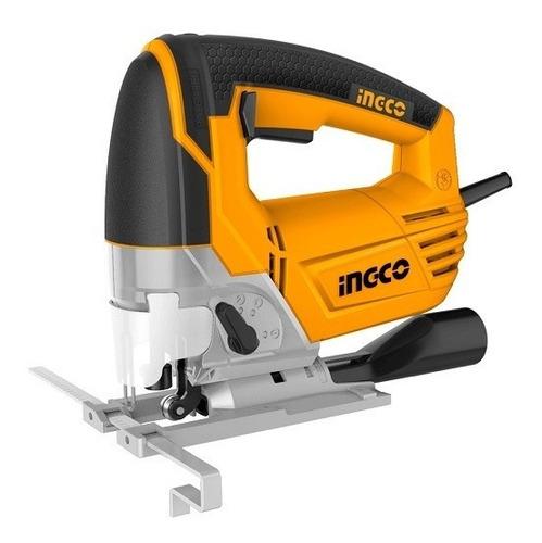 Sierra Caladora De Mano Ingco Industrial Js80028 800w C/5 Ho