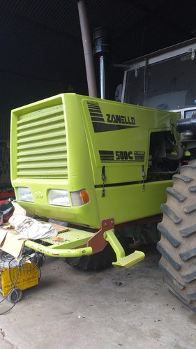 Zanello 500c 5000 Hs Unico Dueño A/acondicionado Tpea