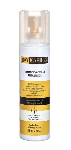 Baykapil Tratamento Capilar Antiqueda 80ml