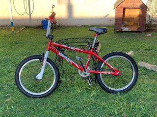 Bicicleta Venzo Niño Rodado 20 Poco Uso