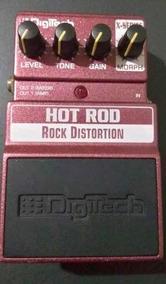 Pedal Digitech Hot Rod Rock Distortion - Usa