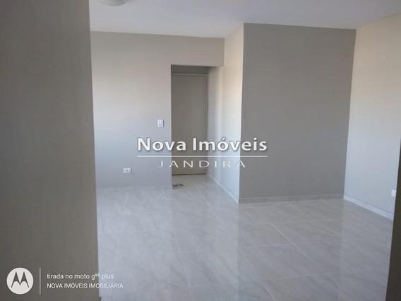 Apartamento Em Jandira - 1019v