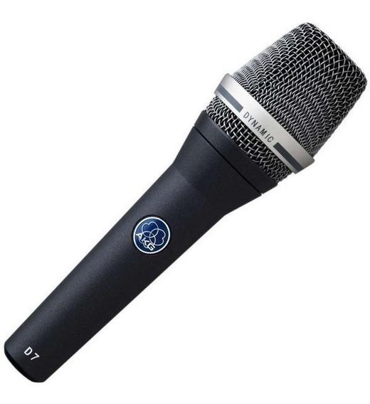 Microfone Akg D7 Dinamico Original