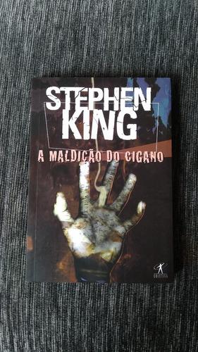 Livro A Maldição Do Cigano - Stephen King