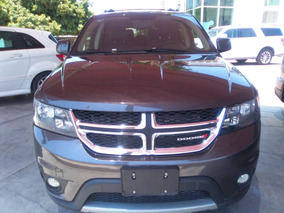 Dodge Journey 3.7 Gt 3.6 At 2017 7 Pasajeros