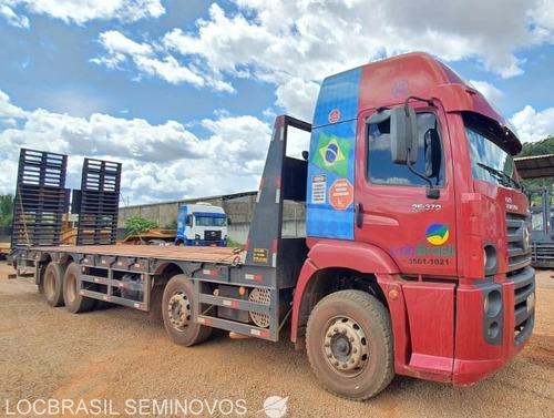 Vw 25.370 8x2 (caminhão Prancha)