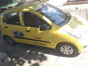 Taxi Hyundai I10 Modelo 2015 Barranquilla