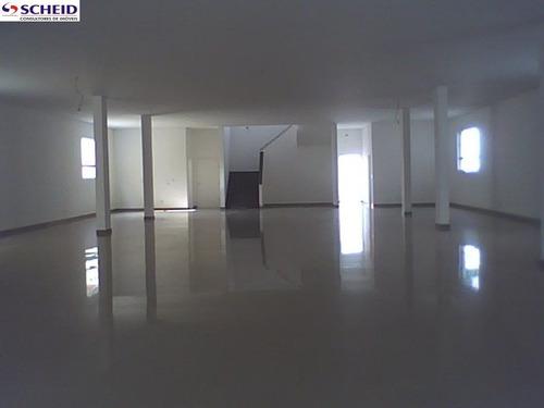 Imagem 1 de 3 de Imóvel Comercial Excelente Lindo Prédio 2 Andares  Com 20 Vagas - Mr47176