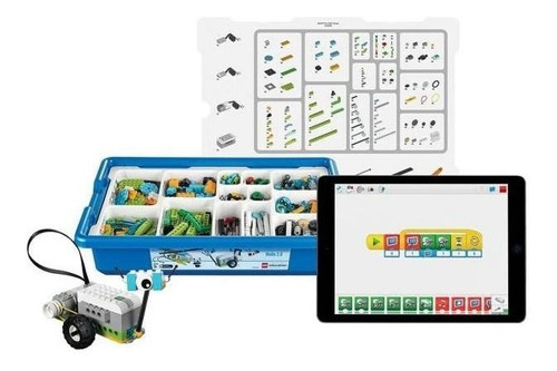 Lego Education Wedo 2.0 Set Base Cod. 45300