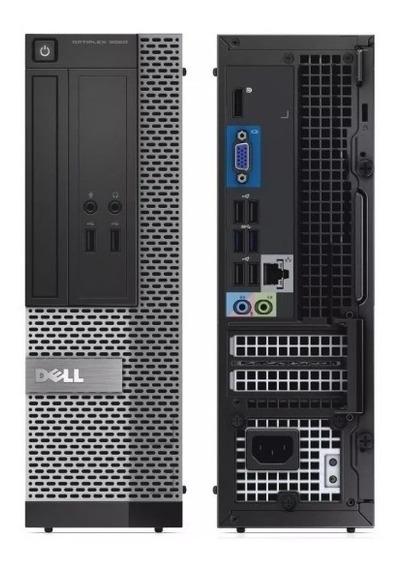Pc Cpu Desktop Dell 7020 I7 4 Geração 8gb