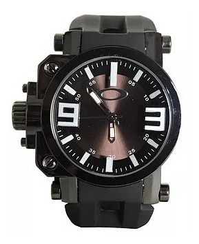 Relógio Oakley Gearbox Titanium Sport Neymar Ultra Resistent