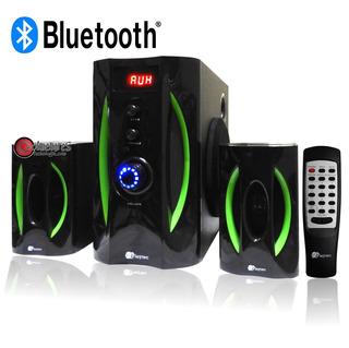 Teatro En Casa Bleytec 2.1 Bluetooth / Fm / Usb / Sd