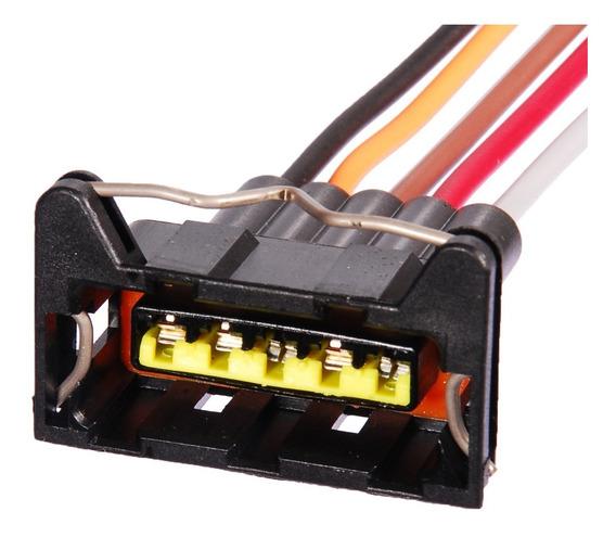 Chicote Plug 05 Vias Sensor Fluxo De Ar Vectra Omega Tempra