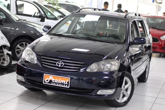 Toyota Corolla Fielder Xei 1.8 16v Automática 2007
