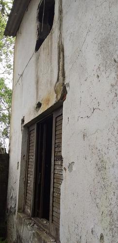 Imagem 1 de 6 de Terreno Com Casa Para Demolição Em Itanhaém 50 Mil