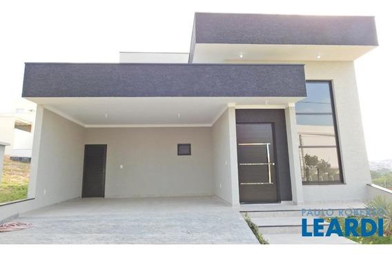 Casa Em Condomínio - Ibiti Reserva - Sp - 603478