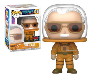 Funko Pop Stan Lee 519 Edicion Limitada Exclusivo Scarlet