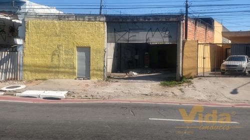 Imagem 1 de 13 de Galpão A Venda Em Bussocaba  -  Osasco - 31614