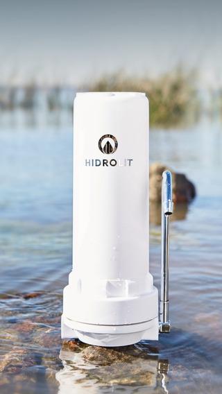 Filtro Scenic Out Hidrolit Metales Arsénico Apr Amnat