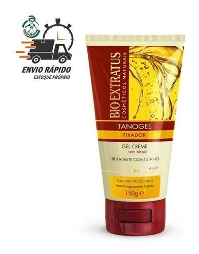 Imagem 1 de 3 de Gel Creme Hidratante Fixador Tanogel 150g Bio Extratus