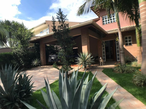 Casa Com 3 Dormitórios À Venda, 262 M² Por R$ 1.550.000,00 - Jardim Das Palmeiras - Campinas/sp - Ca4139