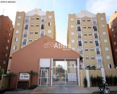 Apartamento- Vila Das Praças, Indaiatuba/sp, Com 2 Quartos, 1 Vaga De Garagem, Ótima Localização. Apartamento De 02 Dormitórios, Banheiro Social, Sala - Ap01431 - 33905404