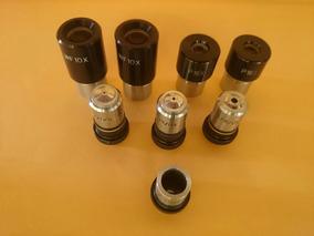 Objetivas Para Microscópio