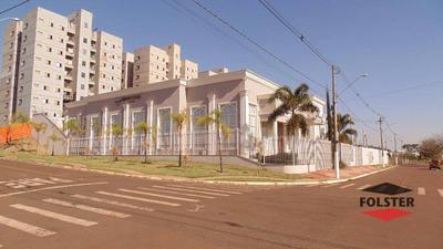 Prestigiado Salão Para Venda E/ou Locação, Residencial Dona Margarida, Santa Bárbara D