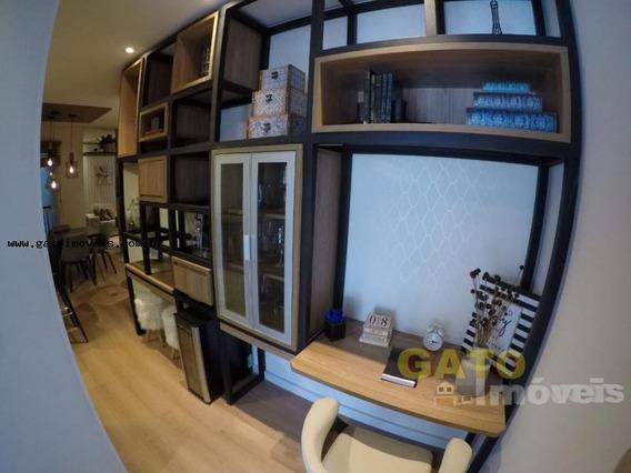 Apartamento Para Venda Em Cajamar, Alpes Dos Araçás (jordanésia), 2 Dormitórios, 1 Banheiro, 1 Vaga - 17206