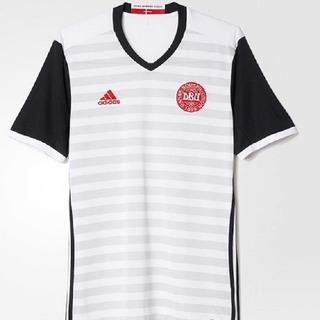 Camiseta Selección Dinamarca Original Clasif. Eurocopa (fdc)