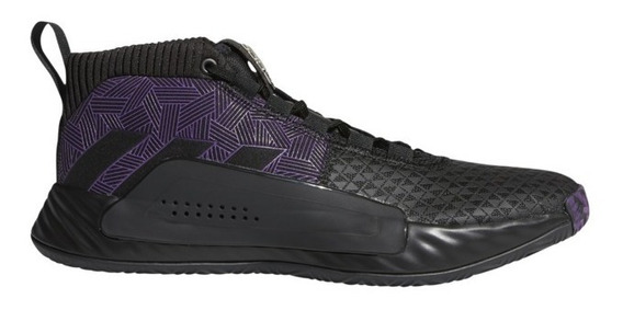 adidas Dame 5 Black Panther Marvel