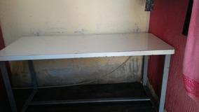 Mesa Para Cozinha De Restaurante, Padaria, Pizzaria,lanchote