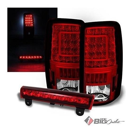 Disco de luz para umrissleuchte aproximadamente//rojo sustituye 9el786000001 tractor Oldtimer