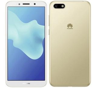Huawei Y5 2018 16gb Ram 1gb Nuevo Libre De Fabrica - Dorado