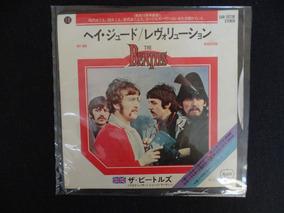 The Beatles - Hey Jude / Revolution - Compacto Japonês