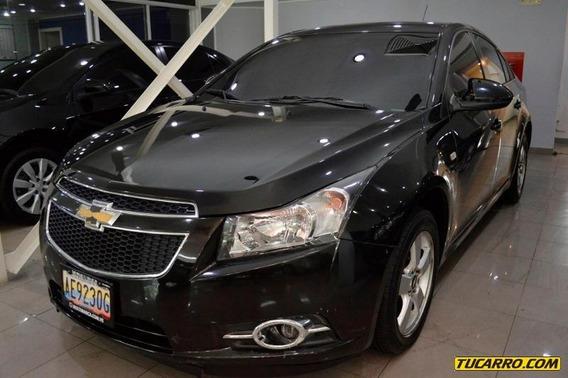 Chevrolet Cruze 4p-multimarca