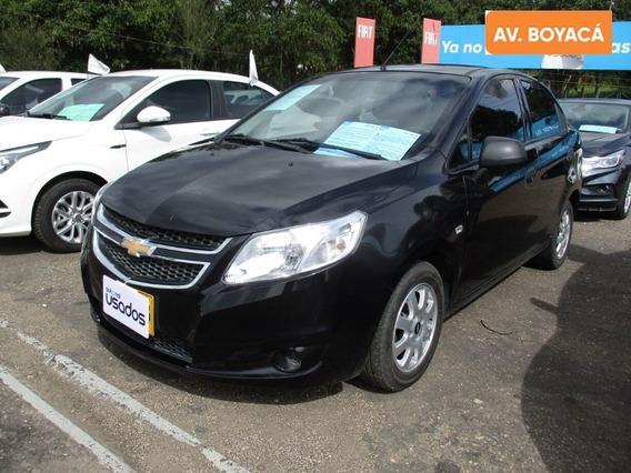 Chevrolet Sail Lt 1.4 Ebu758