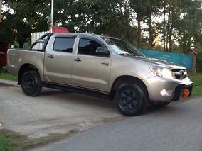 Toyota Hilux 2.5 Td C/d 4x2 Dx (td) Impecable