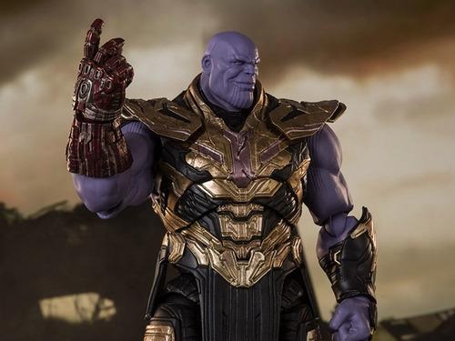 Shfiguarts Thanos - Final Battle Edition