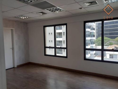 Conjunto Para Alugar, 300 M² Por R$ 24.000,00/mês - Pinheiros - São Paulo/sp - Cj16257