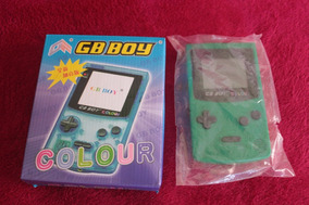 Console Gb Boy Colour Compativel - Game Boy Gb Gbc 188 In 1