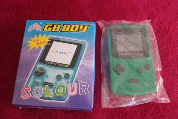 Console Gb Boy Colour Compativel - Game Boy Gb Gbc 188 In 1