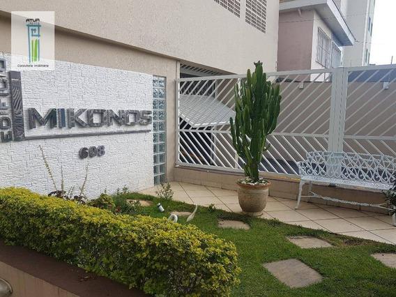 Apartamento Com 3 Dormitórios À Venda, 86 M² Por R$ 420.000 - Vila Medeiros - São Paulo/sp - Ap0380