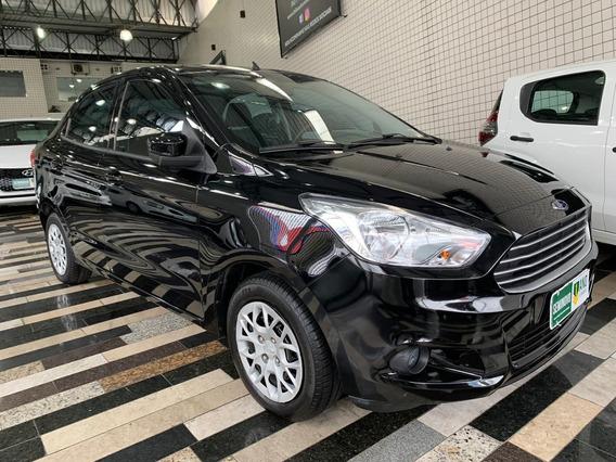 Ka Sedan Se 1.0 Flex 2018. Completo. Sem Entrada. Uber