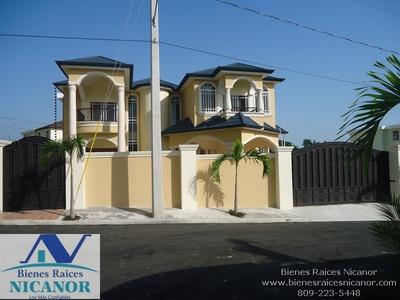 Bienes Raices Nicanor Vende Casas En Ventas En Puerto Plata