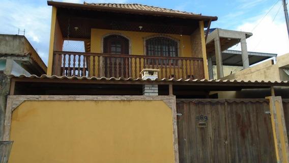 Casa Em Trindade, São Gonçalo/rj De 120m² 2 Quartos À Venda Por R$ 350.000,00 - Ca395786