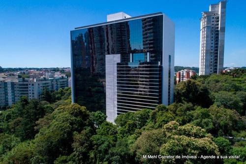 Sala Comercial À Venda Com 630.63m² Por R$ 5.500.000,00 No Bairro Ecoville - Curitiba / Pr - M2ec-oo